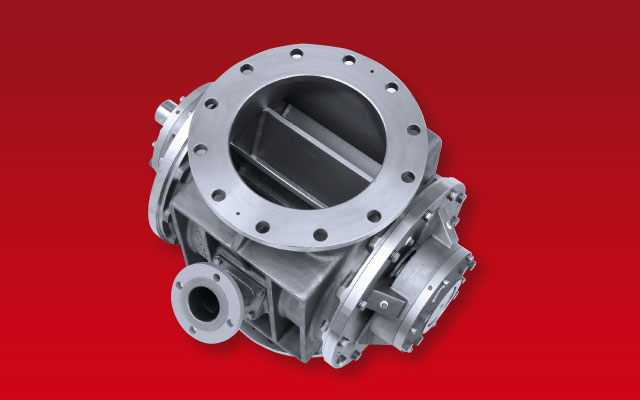 Powder Rotary Valve High Pressure – PRH